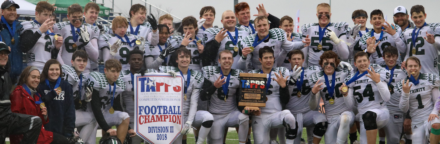 TAPPS Div. III State Champs